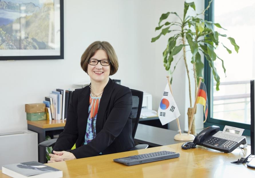 [Herald Interview] Korea-Germany economic ties to be fueled further by post-coronavirus market: KGCCI