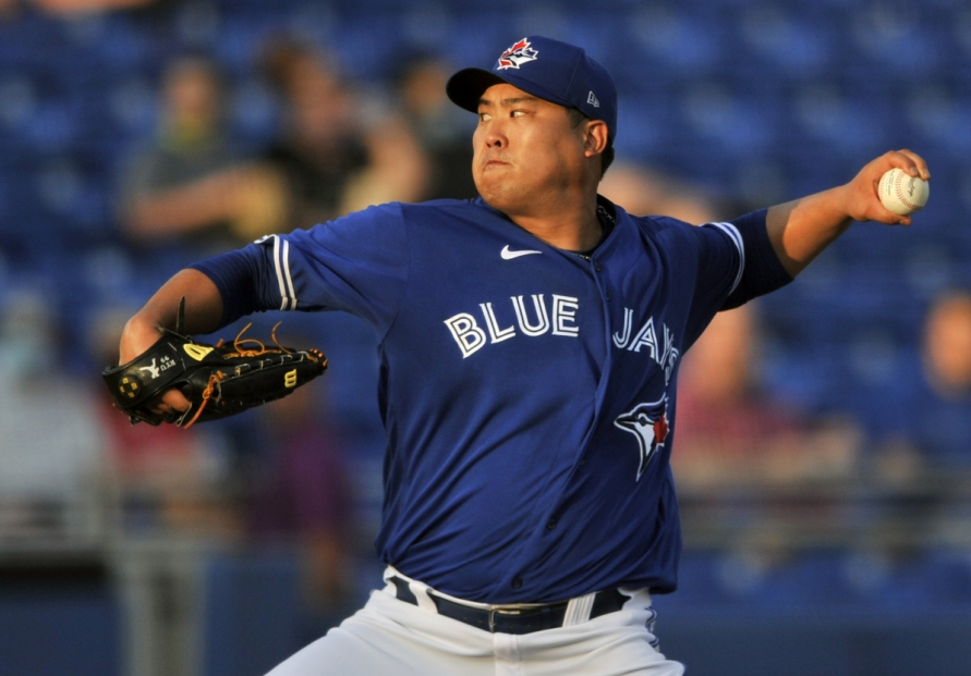 Blue Jays' Ryu Hyun-jin looks at big picture ahead of Opening Day start