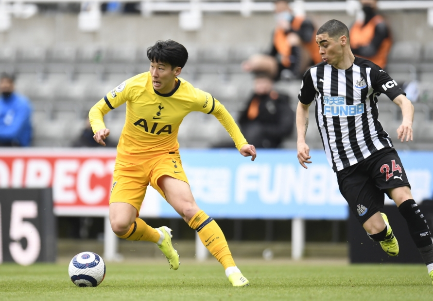 Tottenham's Son Heung-min held off score sheet in return from injury
