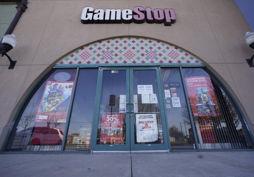 GameStop finally announces a share sale