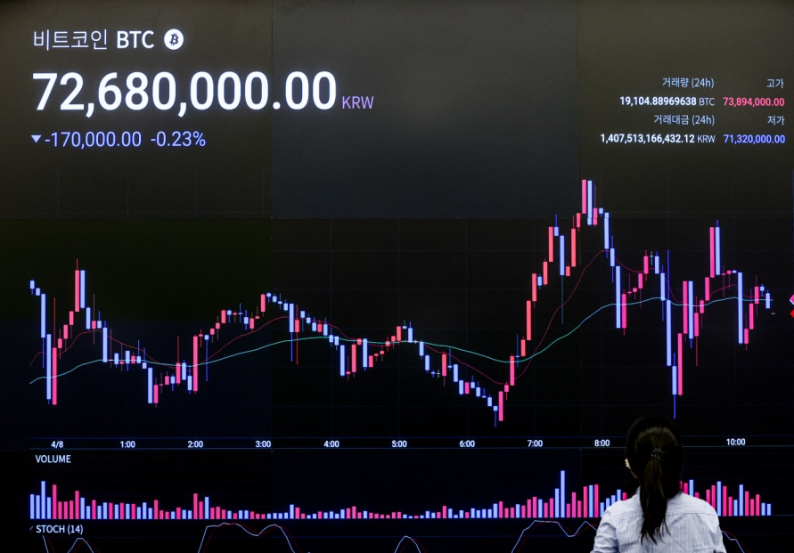 Bitcoin on rollercoaster ride amid government warnings
