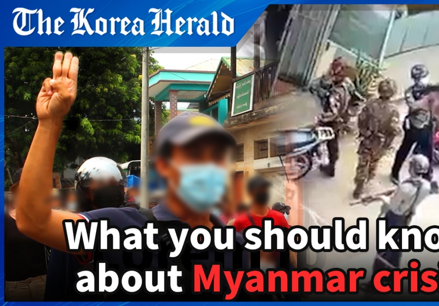 [Video] 'People in Myanmar are like prisoners'