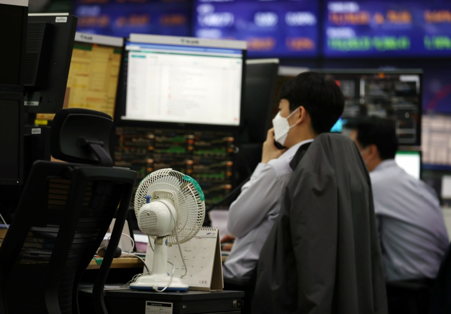 Seoul stocks expected to gain ground next week on foreign buying