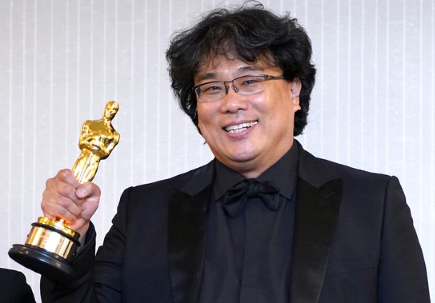 [Newsmaker] 'Parasite' director Bong Joon-ho to present at upcoming Oscars