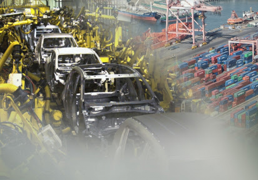 Q1 auto exports up 17% on increased demand for SUVs, eco-friendly cars