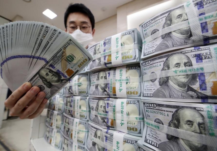 S. Korea's money supply grows in February