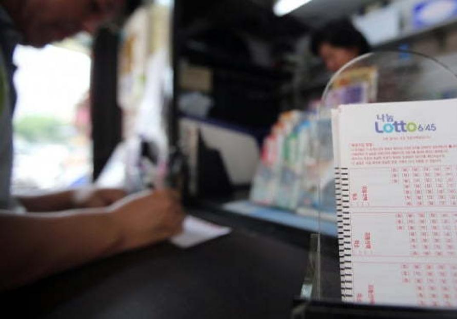 South Korean lottery spending up 7.2%