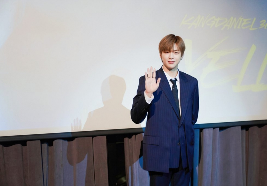 Kang Daniel compares new album to diary