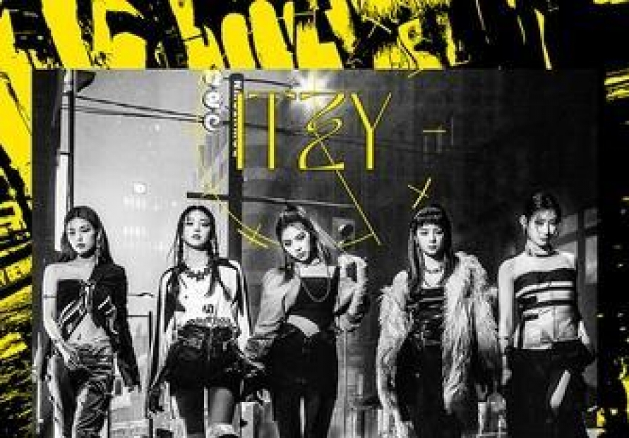 K-pop girl group ITZY set to release EP 'Guess Who' this month