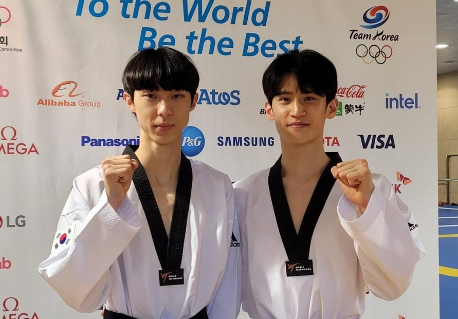 Rising taekwondo star chases S. Korea's 1st medal at Tokyo Olympics