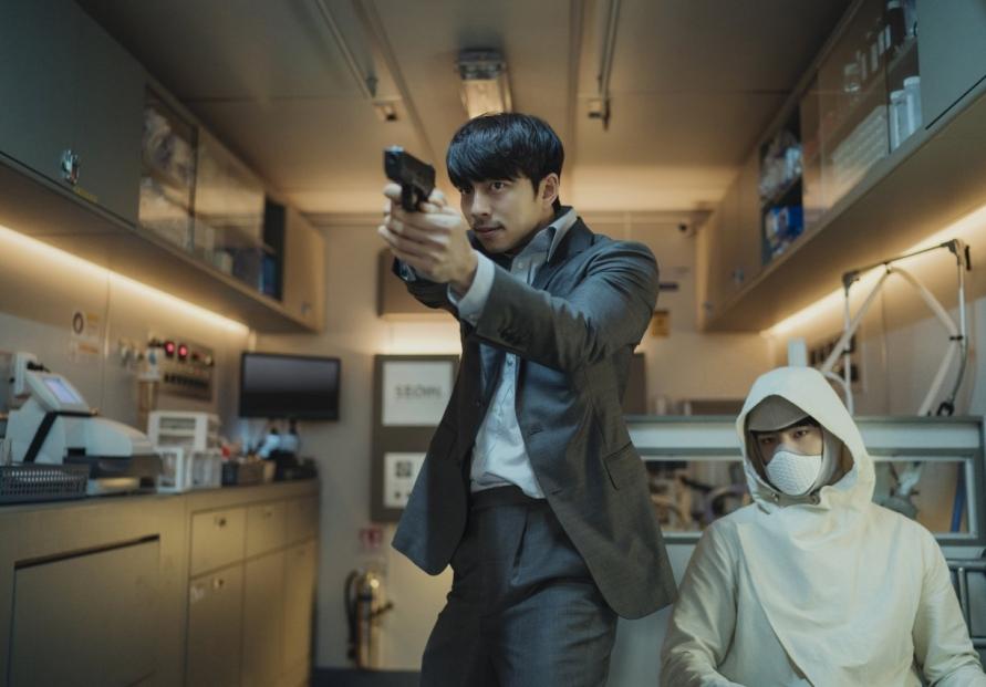 Sci-fi blockbuster 'Seobok' tops weekend box office upon release