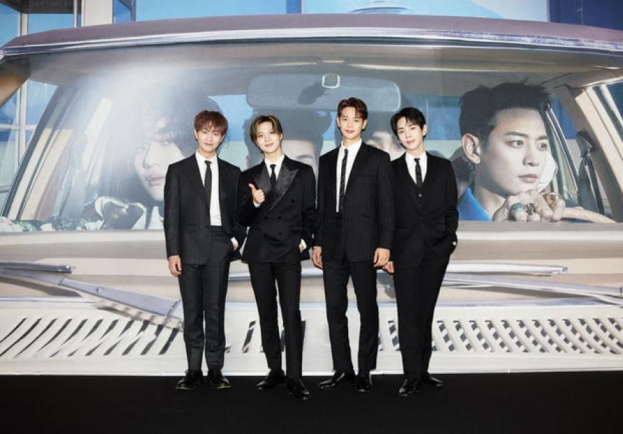 Shinee to mark 13th anniversary with livestream