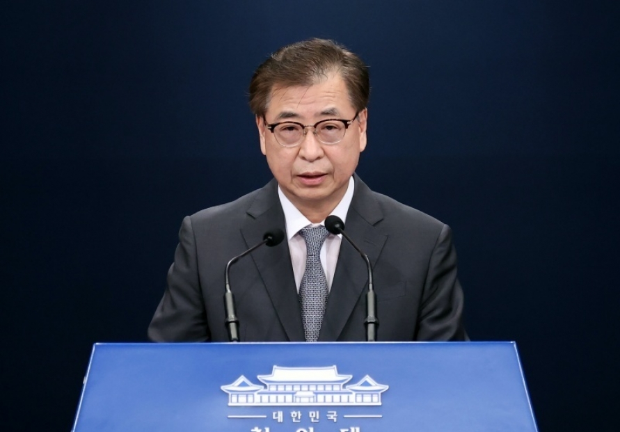 S. Korea 'positively' views outcome of US policy review on N. Korea: NSC
