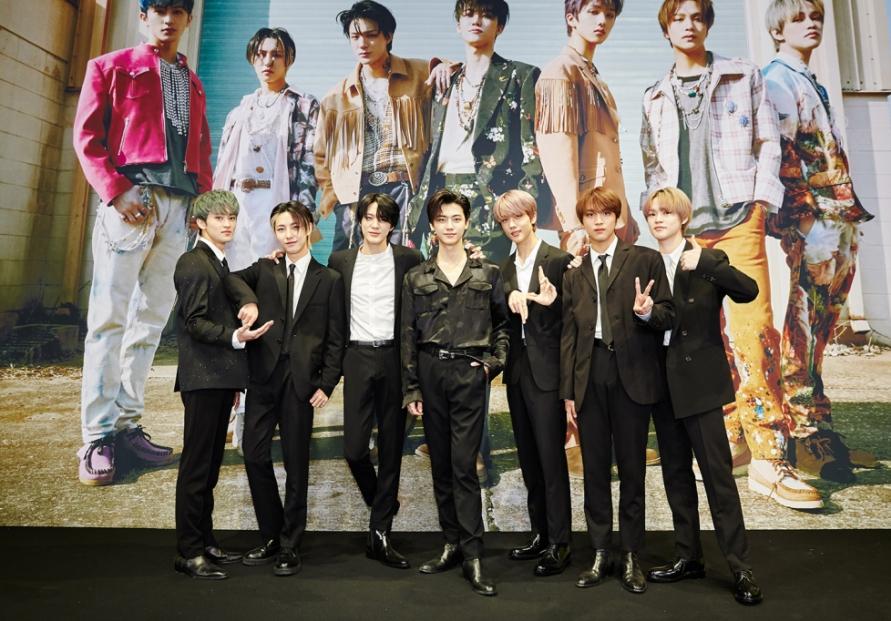 [Today's K-pop] NCT Dream's 1st LP full of energy