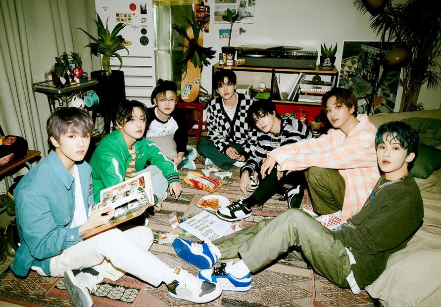 NCT Dream drops first studio set: 'Hot Sauce'