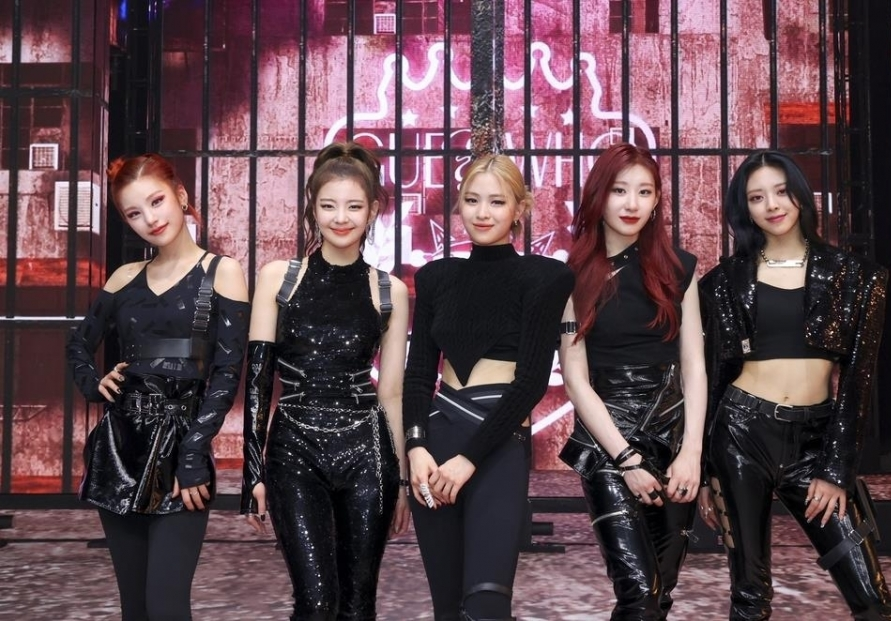 ITZY debuts on Billboard 200 with new album 'Guess Who'