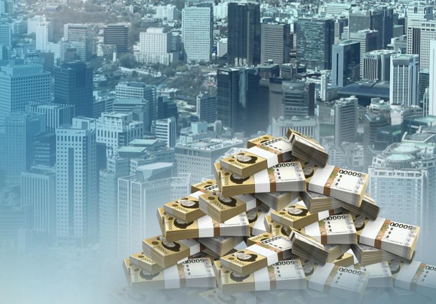 S. Korea's tax revenue rises W19tr in Q1