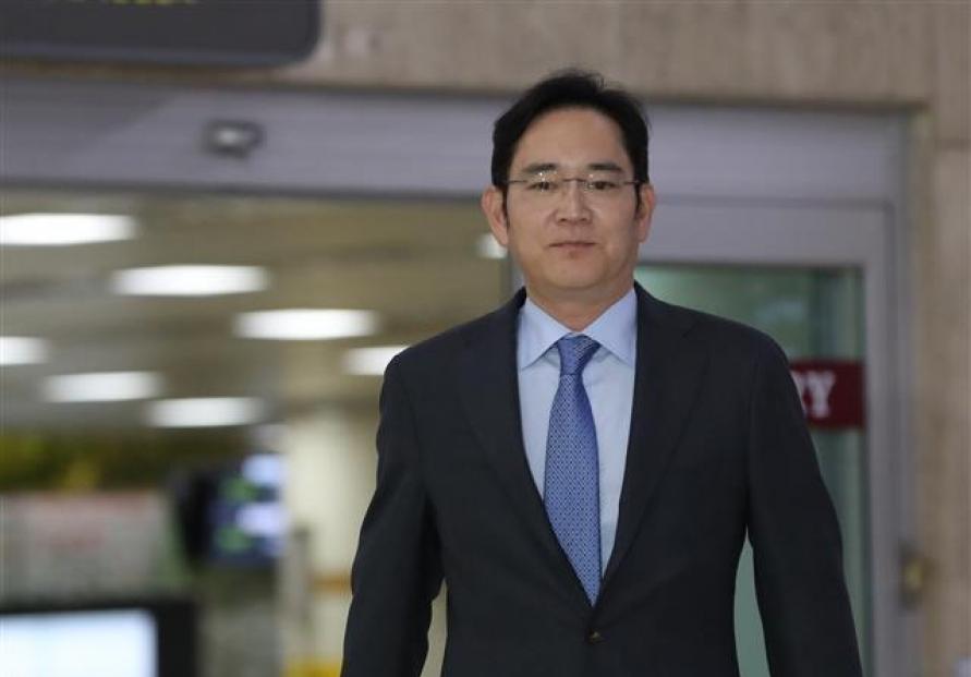 Samsung heir becomes richest Korean