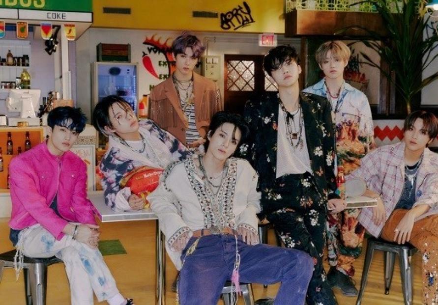 NCT Dream's 1st LP becomes million-seller
