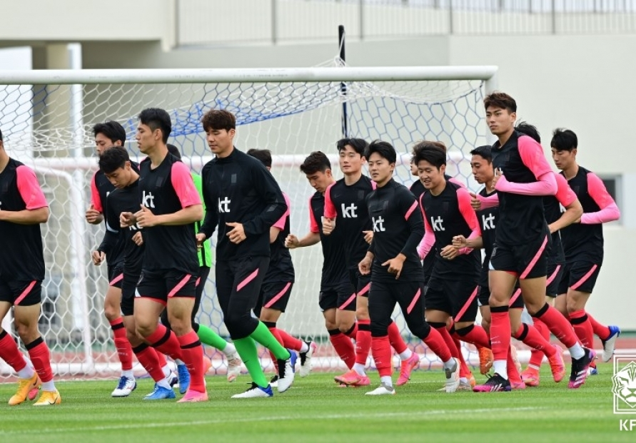 Final tests on horizon for S. Korea before Olympic football tournament