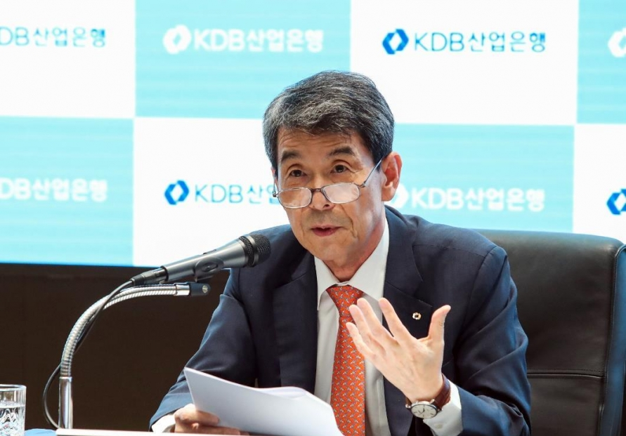 KDB chief says SsangYong Motor's 'cost-saving' scheme not enough