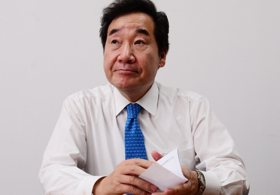 [Herald Interview] Korea needs a leader who can handle external issues: Lee Nak-yon