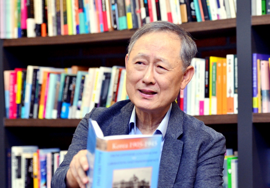 [Herald Interview] Uncovering 'true picture' of Japan's colonial rule of Korea