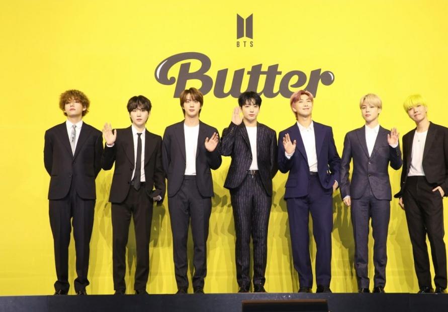 "BTS' ""Butter"" has no copyright infringement: label"