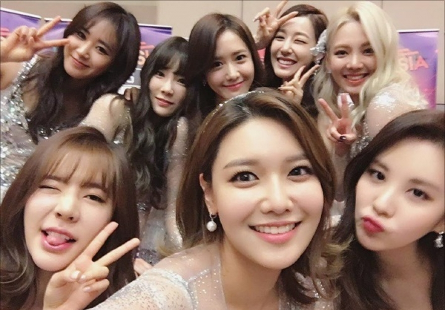 Girls' Generation to appear in variety show to mark 14th debut anniversary: report