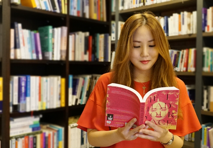 [Herald Interview] How journalist-turned-novelist Frances Cha wrote her debut English novel 'If I Had Your Face'
