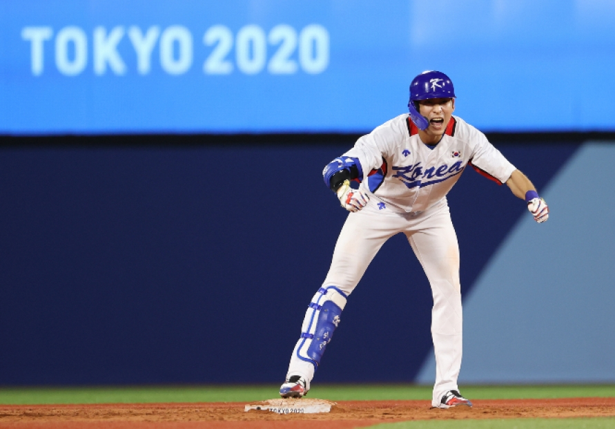 [Tokyo Olympics] Baseball star wants to join other 2nd-generation athletes on podium