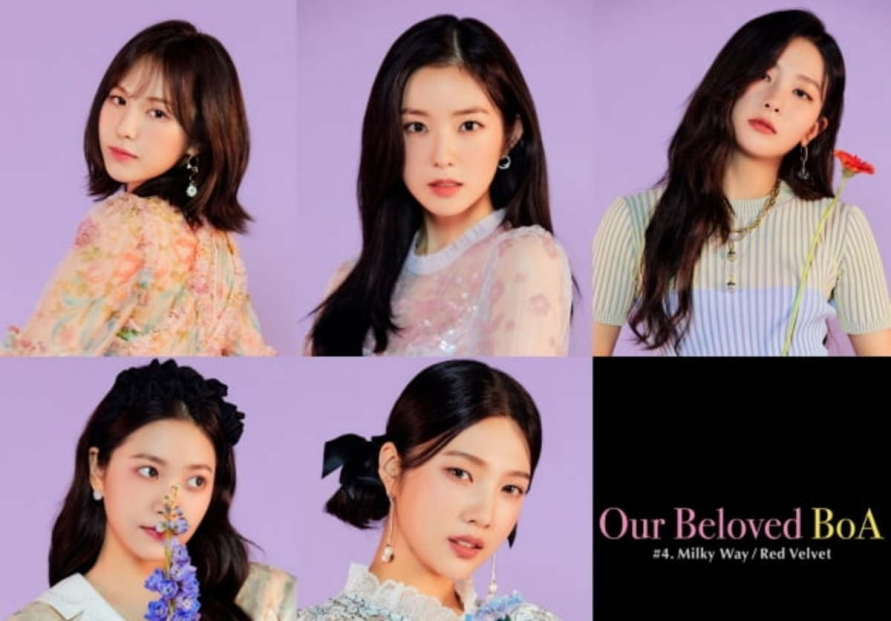K-pop act Red Velvet set to return this month with new music
