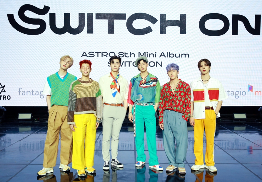 Astro ready to 'switch on' button to summer with wider musical taste