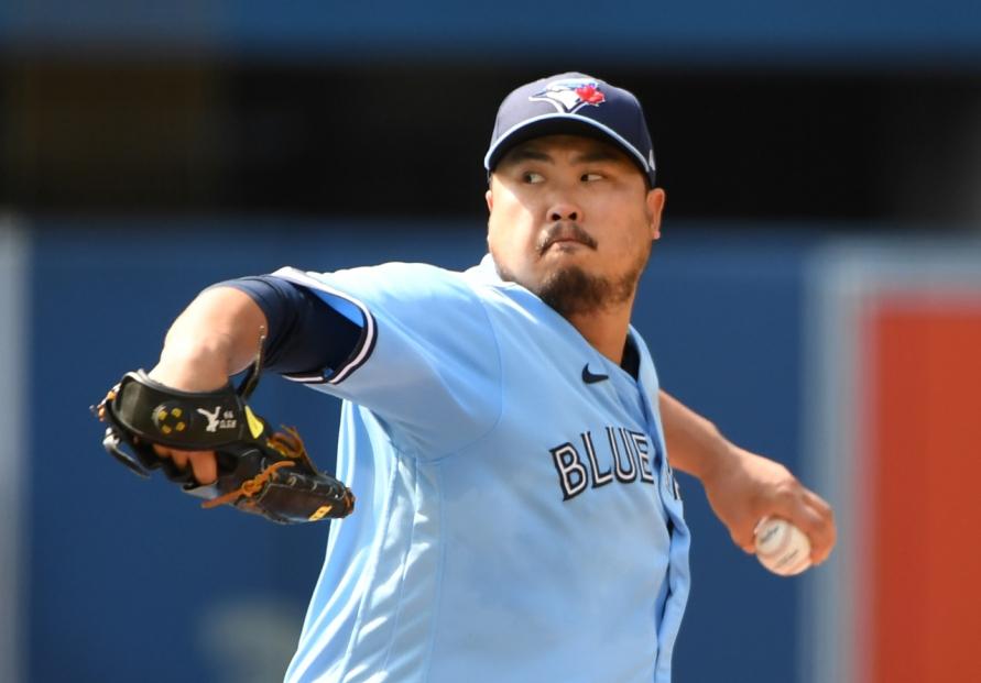 Blue Jays' Ryu Hyun-jin to pitch on regular rest vs. Orioles