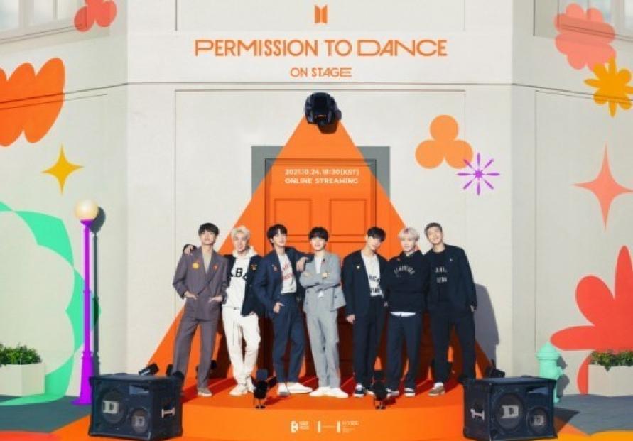 BTS to host online concert next month