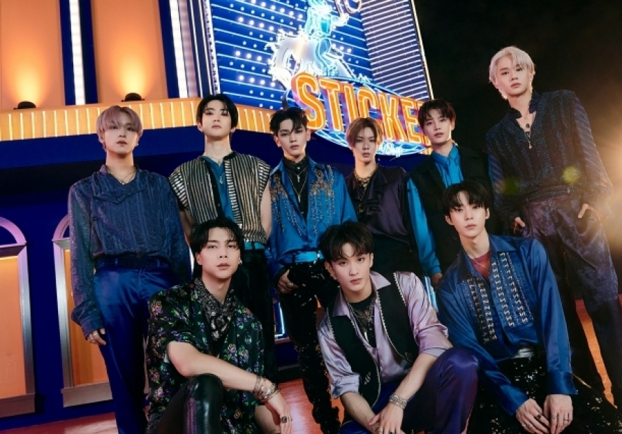 NCT127's 3rd LP sells over 2 million units in preorders
