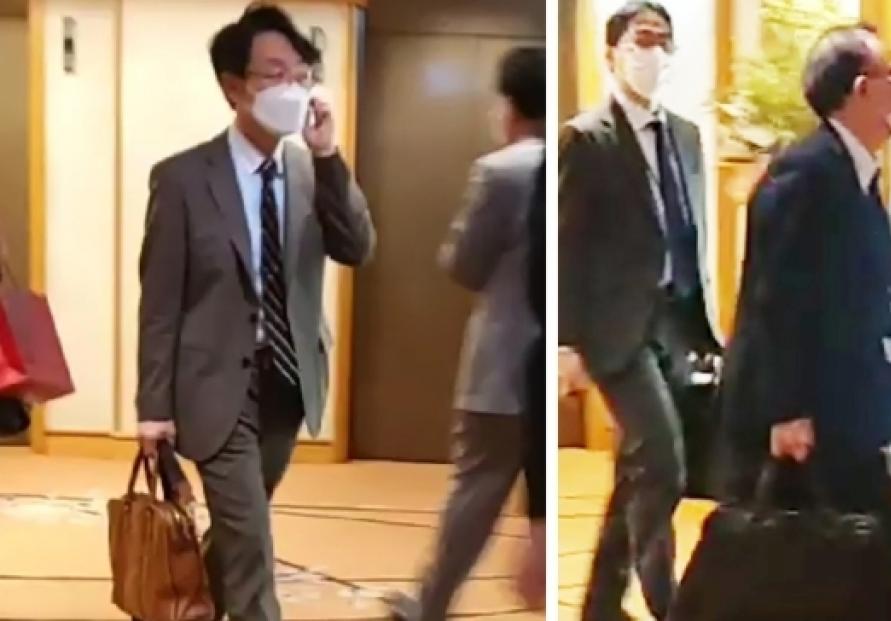 Diplomats of S. Korea, Japan hold talks on peninsula security, history