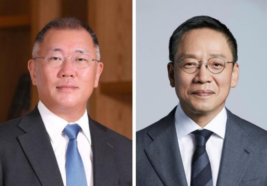 Hyundai Motor's succession plan a headache to Hyundai Card