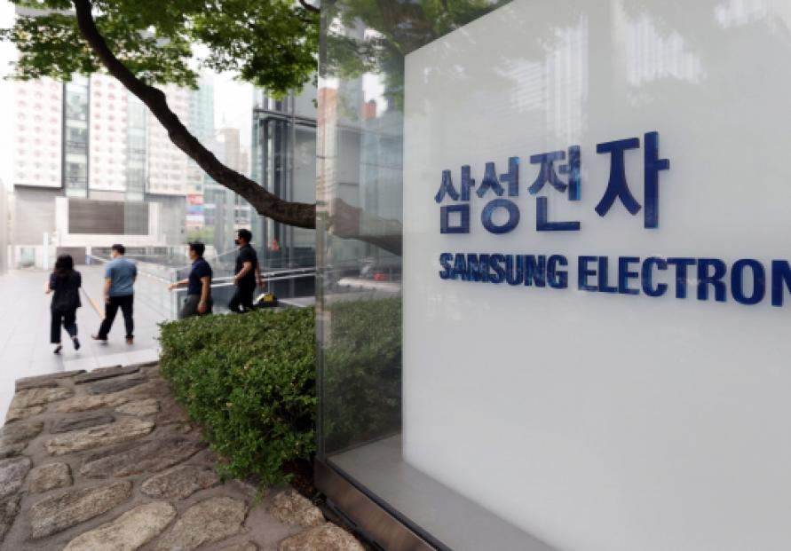 Samsung loses ground in smartphone image sensor market in H1: report