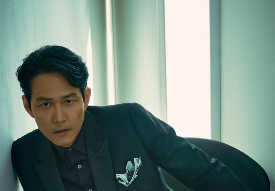 [Herald Interview] Lee Jung-jae says 'Squid Game' surprised him like it shocked the world