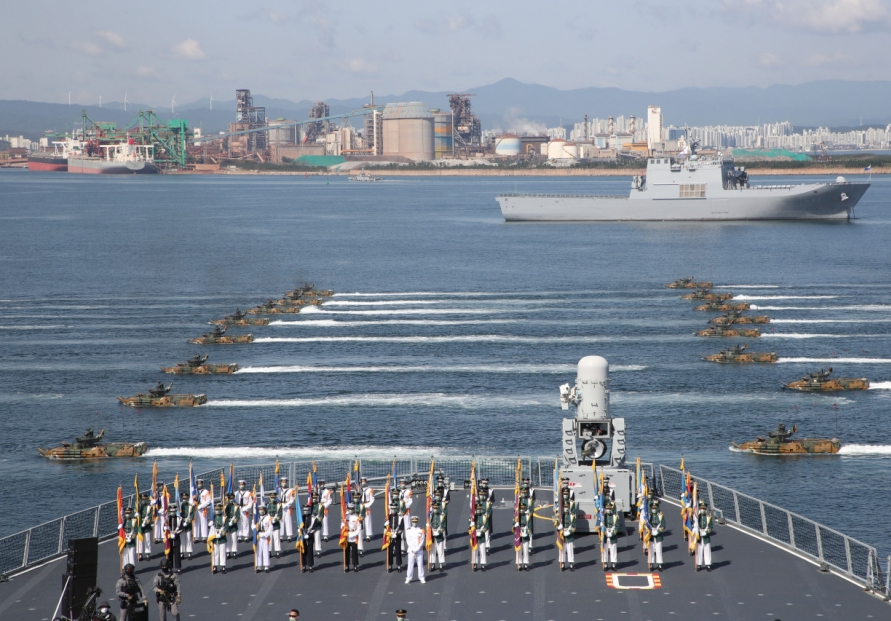 [Photo News] 73rd Armed Forces Day Ceremony