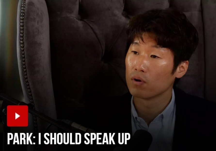 [Newsmaker] Park Ji-sung asks United supporters to stop singing his fan chant