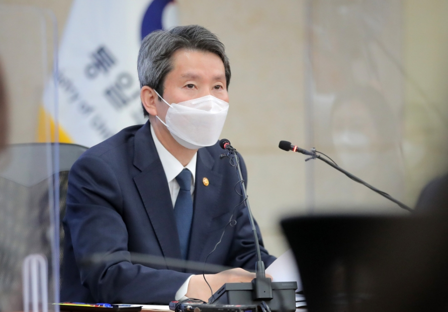 Unification minister reiterates resolve to revive peace efforts with N. Korea