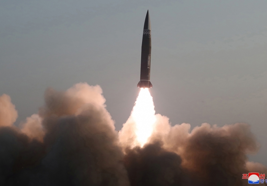 No notice from N. Korea on its missile launch despite daily liaison call: Seoul ministry