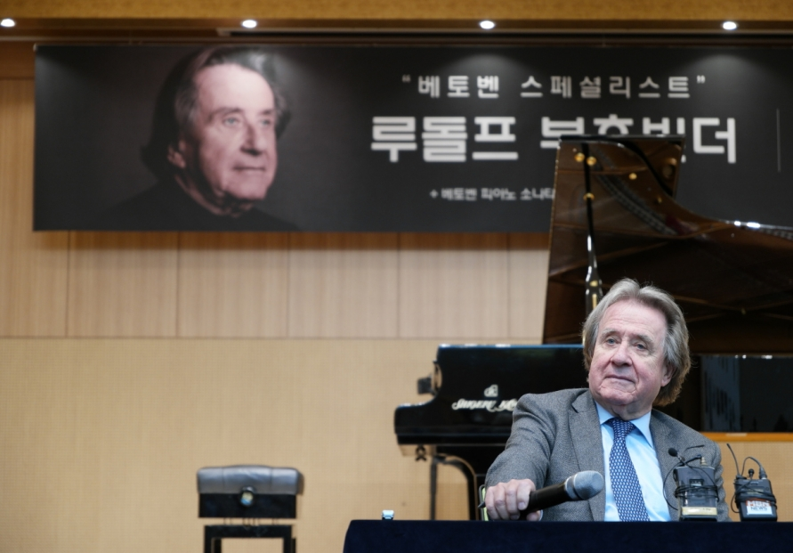 'Beethoven is a revolution himself'