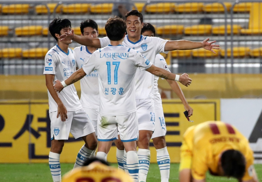 No rest for weary Pohang Steelers ahead of crucial K League match