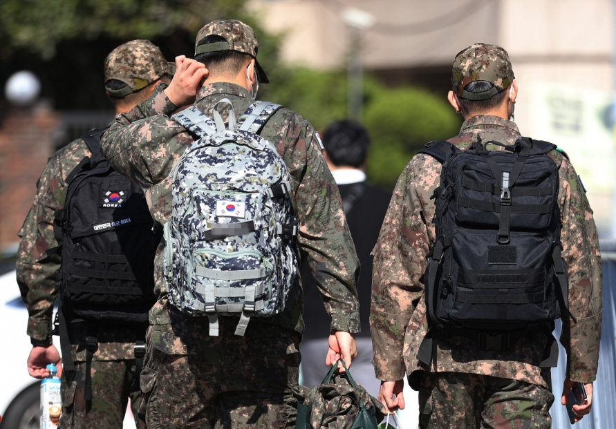 [Newsmaker] Military loosens rules on haircut amid discrimination concerns