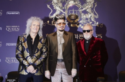 Queen to hit Seoul stage re-creating Bohemian sensation