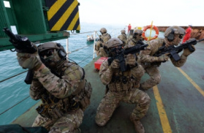 Anti-piracy unit's mission expanded to include the Strait of Hormuz
