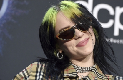 Billie Eilish to perform in Seoul in August